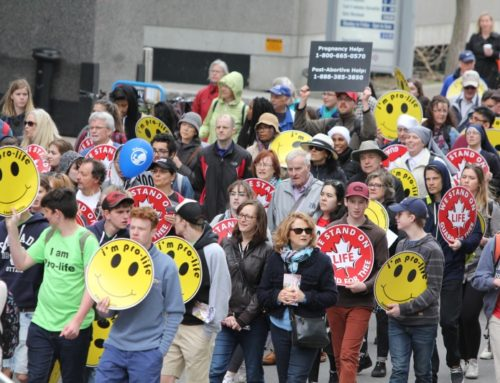 Thousands of Canadians expected to March for Life, calling on Parliament to bring an end to 50 years of abortion on demand in Canada