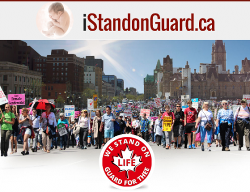 New iStandOnGuard.ca campaign
