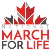 March for Life Ottawa Logo